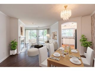 """Photo 3: 107 20120 56 Avenue in Langley: Langley City Condo for sale in """"Blackberry Lane 1"""" : MLS®# R2495624"""