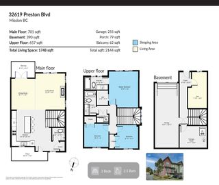 """Photo 2: 32619 PRESTON Boulevard in Mission: Mission BC House for sale in """"HORNE CREEK"""" : MLS®# R2625065"""