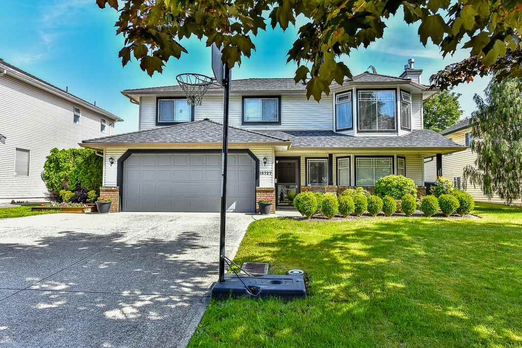 Photo 1: Photos: 15727 81A Avenue in Surrey: Fleetwood Tynehead House for sale : MLS®# R2074657