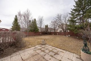 Photo 29: 45 Aintree Crescent in Winnipeg: Richmond West Residential for sale (1S)  : MLS®# 202107586