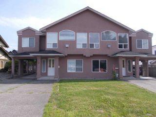 Photo 1: 710 MORRISON Avenue in Coquitlam: Coquitlam West 1/2 Duplex for sale : MLS®# R2393487