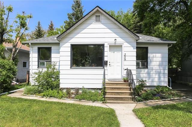 Main Photo: 239 Cheriton Avenue in Winnipeg: Residential for sale (3F)  : MLS®# 1914796