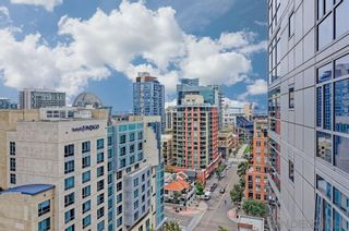 Photo 4: DOWNTOWN Condo for rent : 1 bedrooms : 800 The Mark Ln #1504 in San Diego