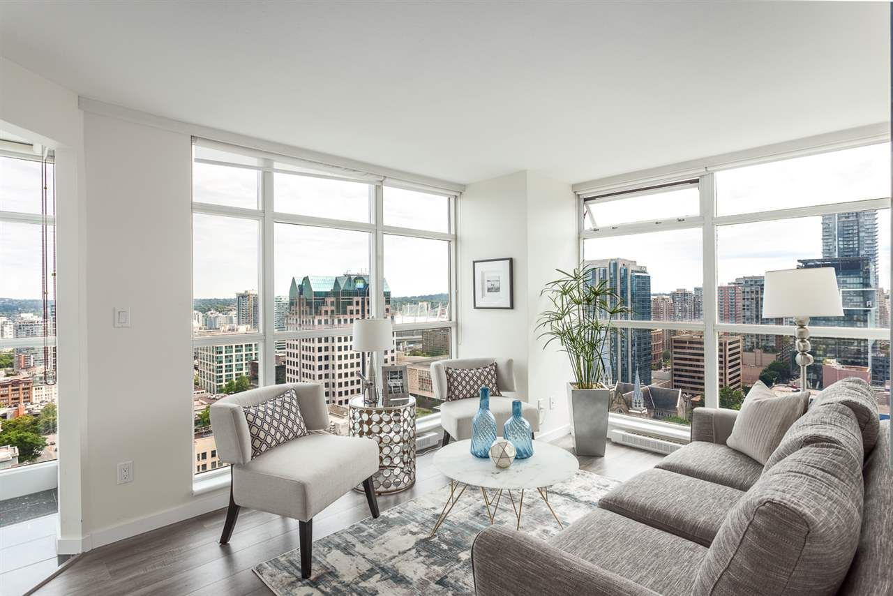 Main Photo: 2909 438 Seymour Street in Vancouver: Downtown VW Condo for sale (Vancouver West)  : MLS®# R2147153