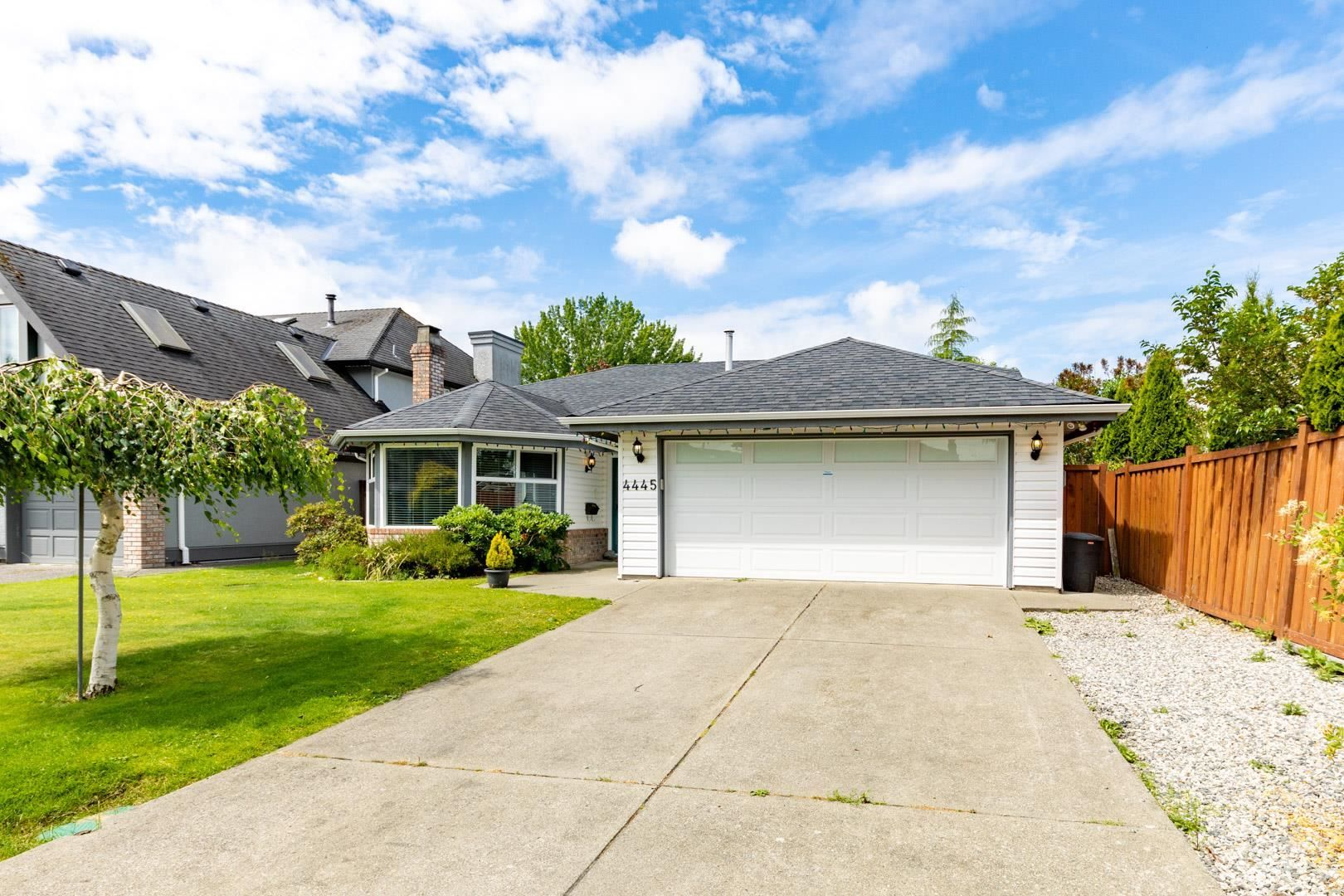 Main Photo: 4445 63A Street in Delta: Holly House for sale (Ladner)  : MLS®# R2593980