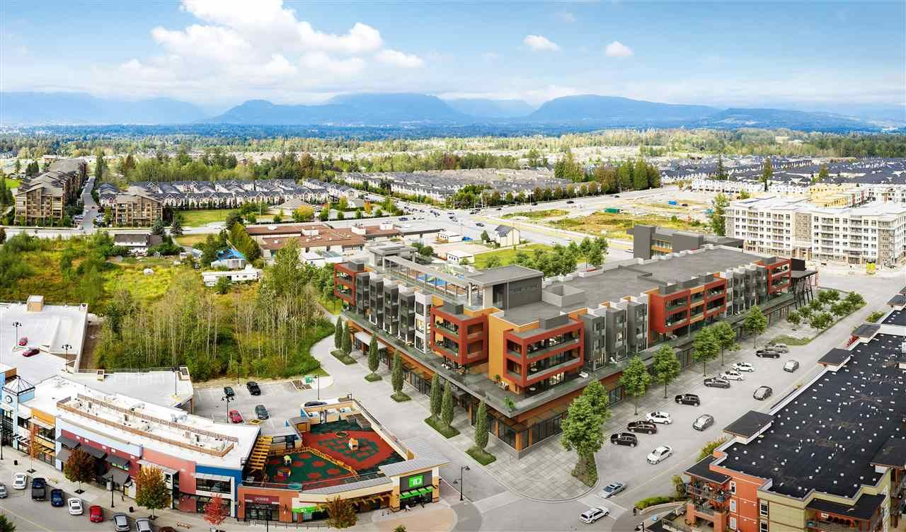 """Main Photo: A226 20727 WILLOUGHBY TOWN CENTRE Drive in Langley: Willoughby Heights Condo for sale in """"THE RESIDENCES AT WILLOUGHBY TOWN CENTRE"""" : MLS®# R2578022"""