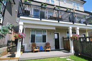 "Photo 16: 5 3432 GISLASON Avenue in Coquitlam: Burke Mountain 1/2 Duplex for sale in ""ROXTON"" : MLS®# R2103480"