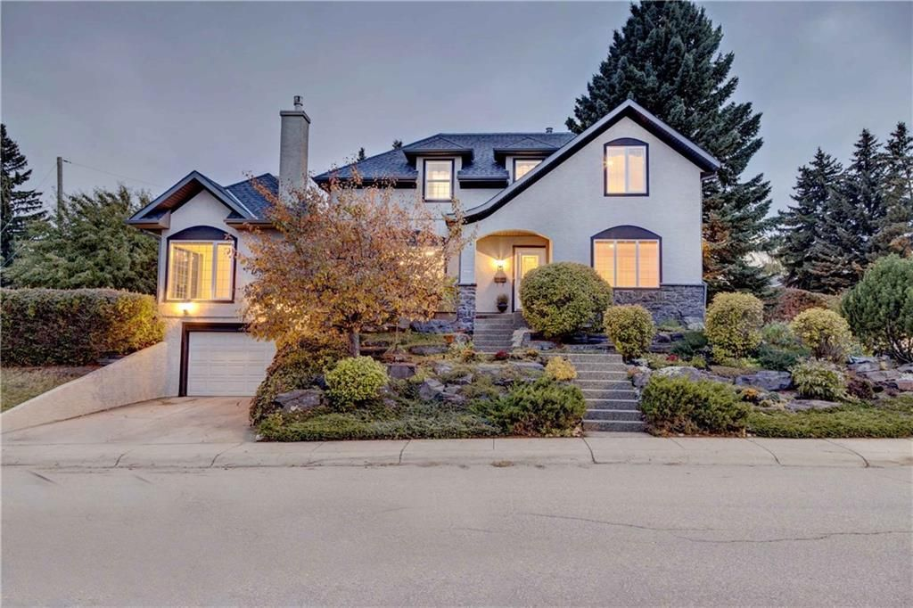 Main Photo: 4940 NELSON Road NW in Calgary: North Haven Detached for sale : MLS®# C4208933