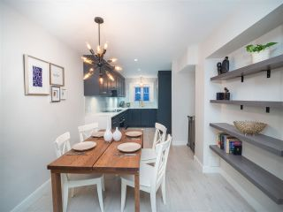 """Photo 4: 2488 ST. CATHERINES Street in Vancouver: Mount Pleasant VE Townhouse for sale in """"Bravo"""" (Vancouver East)  : MLS®# R2443783"""