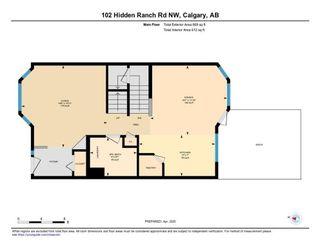 Photo 33: 102 HIDDEN RANCH Road NW in Calgary: Hidden Valley Detached for sale : MLS®# C4294129