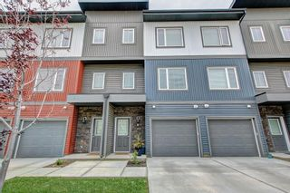 Photo 2: 2103 5305 32 Avenue SW in Calgary: Glenbrook Row/Townhouse for sale : MLS®# C4267910