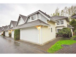 """Photo 1: 2218 PORTSIDE CT in Vancouver: Fraserview VE Condo for sale in """"RIVERSIDE TERRACE"""" (Vancouver East)  : MLS®# V819139"""