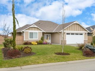 Photo 1: 3436 Stoneridge Ave in COURTENAY: CV Courtenay City House for sale (Comox Valley)  : MLS®# 805568