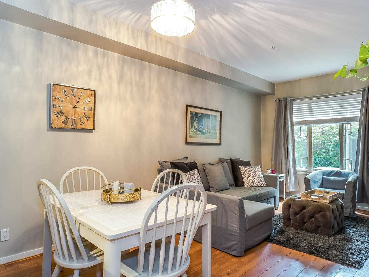 """Photo 11: Photos: 107 18 SMOKEY SMITH Place in New Westminster: GlenBrooke North Condo for sale in """"Crofton"""" : MLS®# R2493890"""