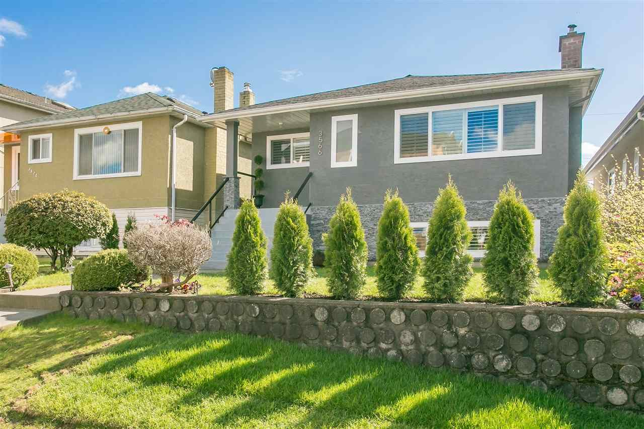 Photo 16: Photos: 3566 MOSCROP STREET in Vancouver: Collingwood VE House for sale (Vancouver East)  : MLS®# R2011358