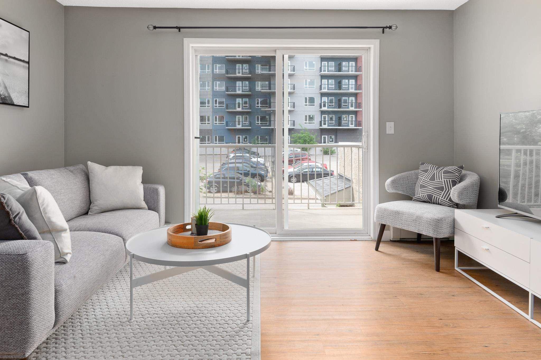 Main Photo: 233 10535 122 Street NW in Edmonton: Zone 07 Condo for sale : MLS®# E4248359