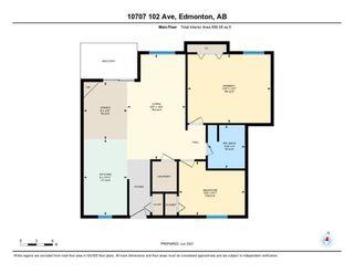 Photo 21: 310 10707 102 Avenue in Edmonton: Zone 12 Condo for sale : MLS®# E4251720