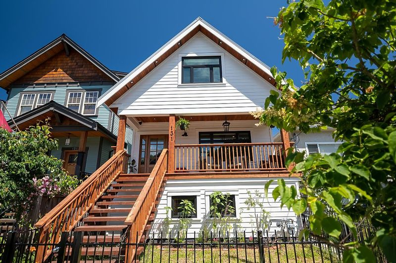 FEATURED LISTING: 131 27TH Avenue East Vancouver