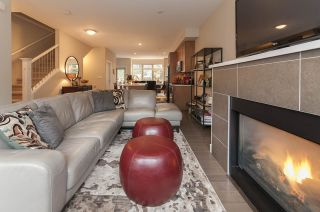 Photo 4: 3362 MT SEYMOUR PARKWAY in North Vancouver: Northlands Townhouse for sale : MLS®# R2022071