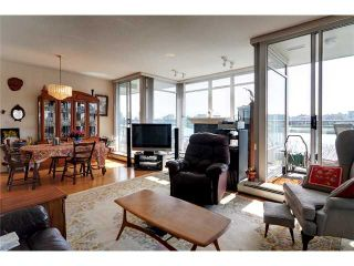 Photo 6: 507 1288 MARINASIDE Crest in Vancouver: Yaletown Condo for sale (Vancouver West)  : MLS®# V942487