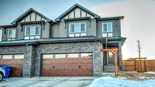 Main Photo: 735 Edgefield Crescent: Strathmore Semi Detached for sale : MLS®# A1068759