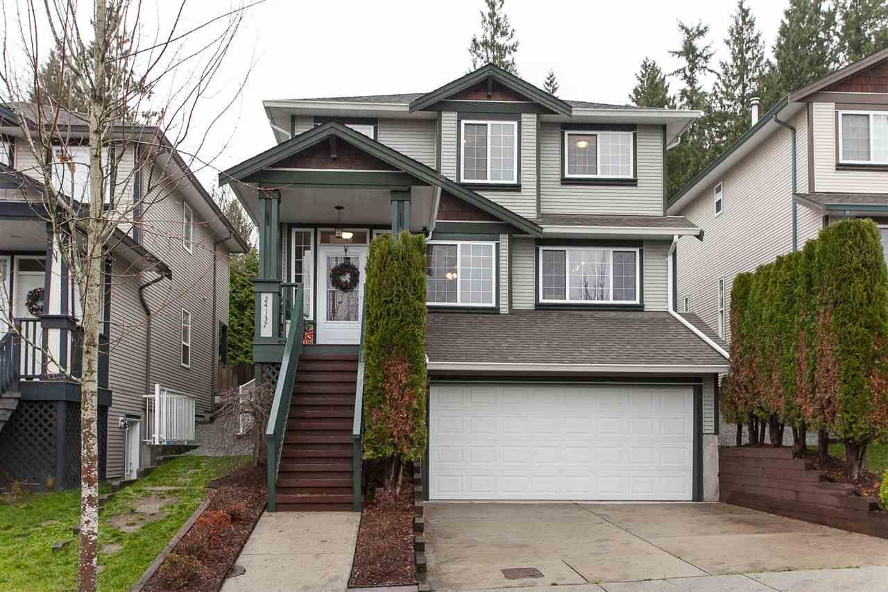 Main Photo: 24137 102B Avenue in Maple Ridge: Albion House for sale : MLS®# R2226189