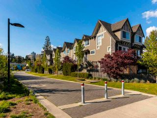 """Photo 1: 103 7159 STRIDE Avenue in Burnaby: Edmonds BE Townhouse for sale in """"The Sage"""" (Burnaby East)  : MLS®# R2573023"""