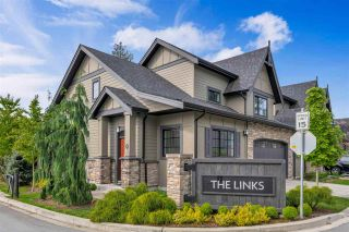 """Photo 1: 8 7979 152 Street in Surrey: Fleetwood Tynehead Townhouse for sale in """"The Links"""" : MLS®# R2575194"""