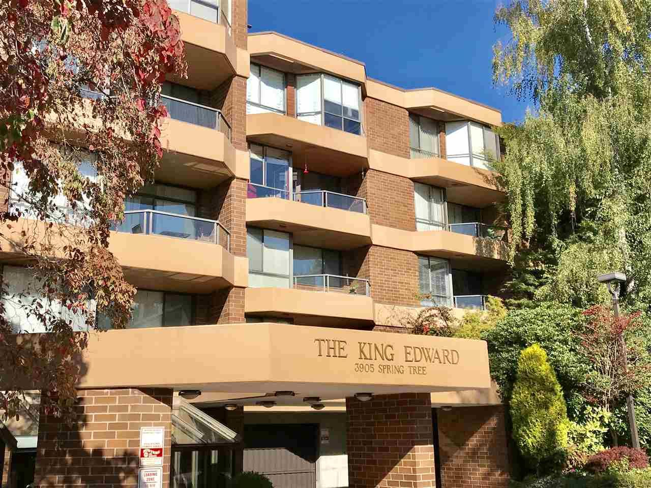 "Main Photo: 104 3905 SPRINGTREE Drive in Vancouver: Quilchena Condo for sale in ""ARBUTUS VILLAGE"" (Vancouver West)  : MLS®# R2413168"