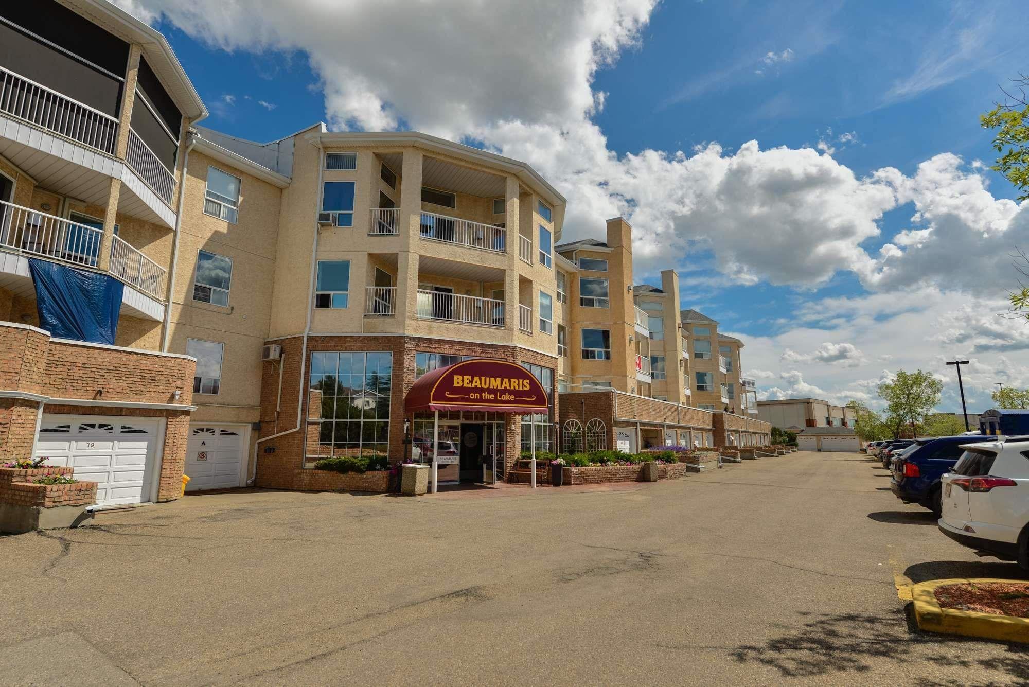 Main Photo: 104 15499 CASTLE_DOWNS Road in Edmonton: Zone 27 Condo for sale : MLS®# E4252429