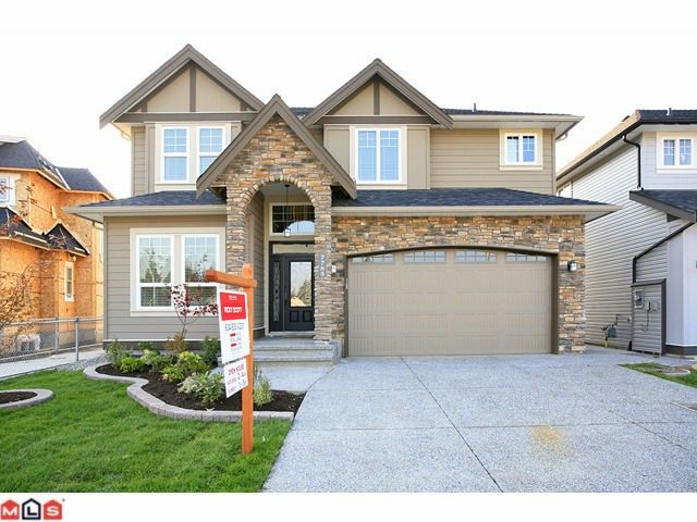 """Main Photo: 7783 211A ST in Langley: Willoughby Heights House for sale in """"Yorkson South"""" : MLS®# F1125790"""