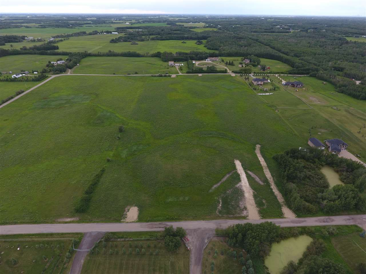 Main Photo: 22111 Twp Rd 510: Rural Leduc County Rural Land/Vacant Lot for sale : MLS®# E4211288