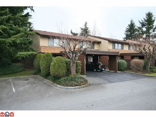 Photo 1: 256 9452 PRINCE CHARLES Boulevard in Surrey: Queen Mary Park Surrey Townhouse for sale : MLS®# F1104338