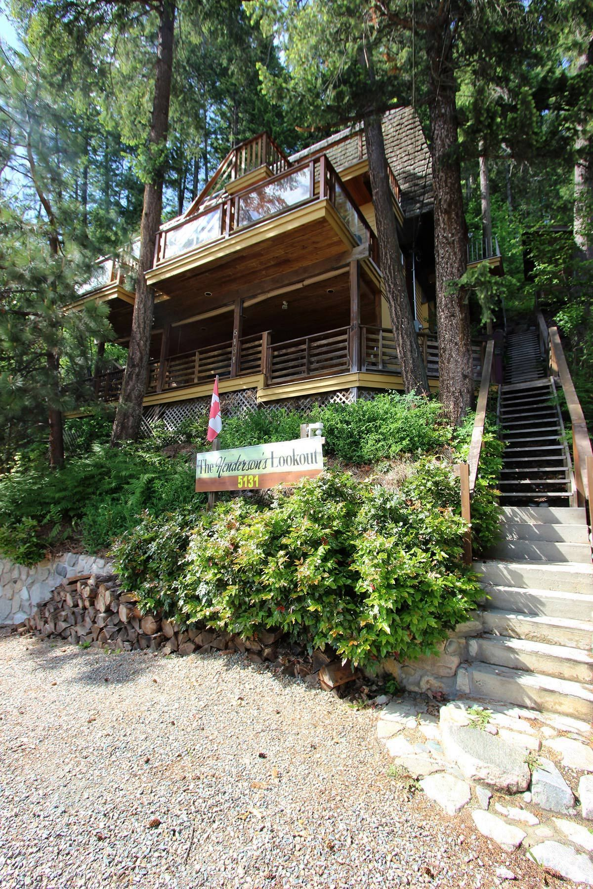 Main Photo: 5131 Squilax Anglemont Road: Celista House for sale (North Shuswap)  : MLS®# 10231011