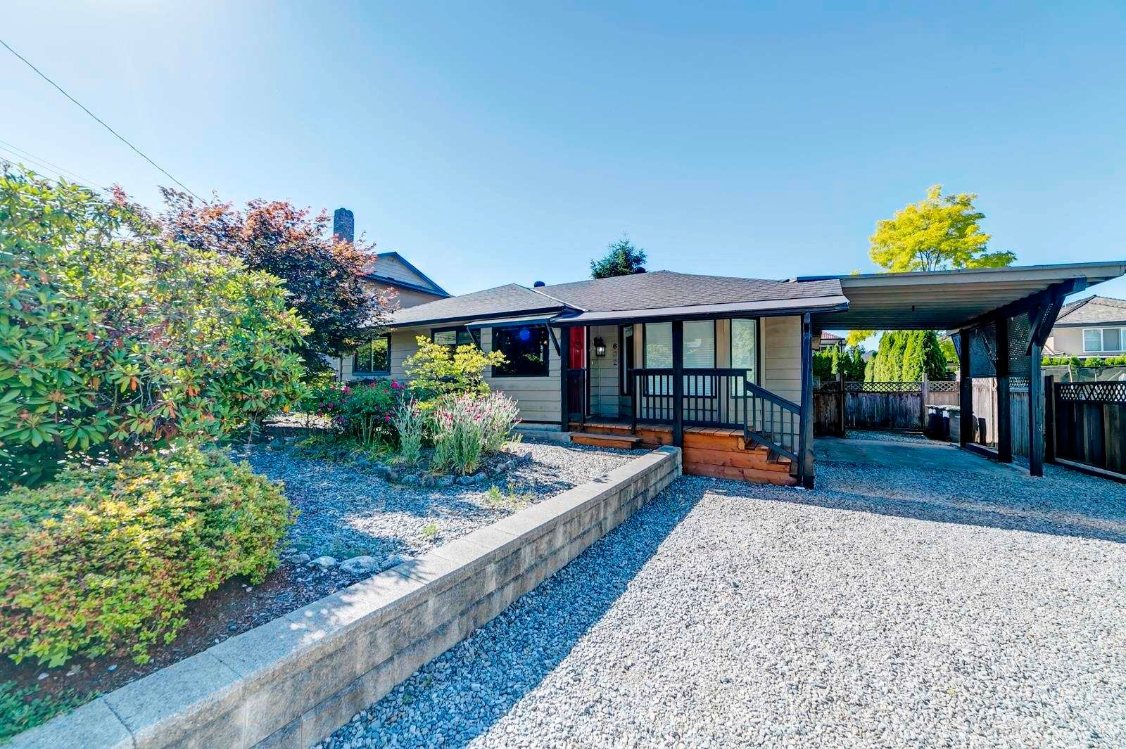Main Photo: 632 CHAPMAN Avenue in Coquitlam: Coquitlam West House for sale : MLS®# R2595703