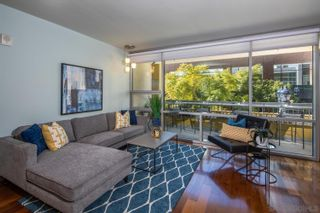 Photo 3: DOWNTOWN Condo for sale : 2 bedrooms : 321 10TH AVE #210 in San Diego
