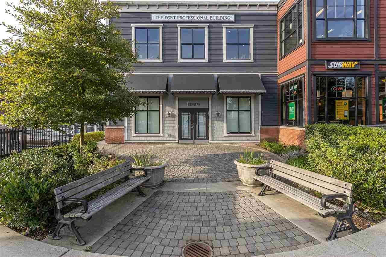 Main Photo: 5 23160 96 Avenue: Office for lease in Langley: MLS®# C8037705