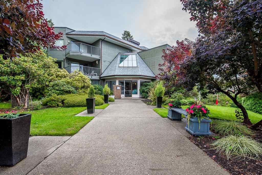 "Main Photo: 106 14950 THRIFT Avenue: White Rock Condo for sale in ""Monteray"" (South Surrey White Rock)  : MLS®# R2405198"