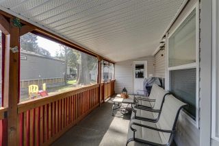 """Photo 5: 27 40022 GOVERNMENT Road in Squamish: Garibaldi Estates Manufactured Home for sale in """"Angelo's Trailer Park"""" : MLS®# R2379111"""