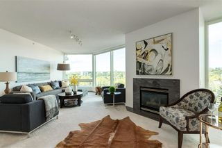 Photo 3: 604 837 2 Avenue SW in Calgary: Eau Claire Apartment for sale : MLS®# C4268169
