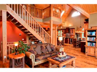 Photo 12: 231036 FORESTRY: Bragg Creek House for sale : MLS®# C4022583