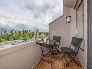 """Photo 5: 108 995 W 7TH Avenue in Vancouver: Fairview VW Townhouse for sale in """"OAKVIEW TOWNHOMES"""" (Vancouver West)  : MLS®# R2168359"""