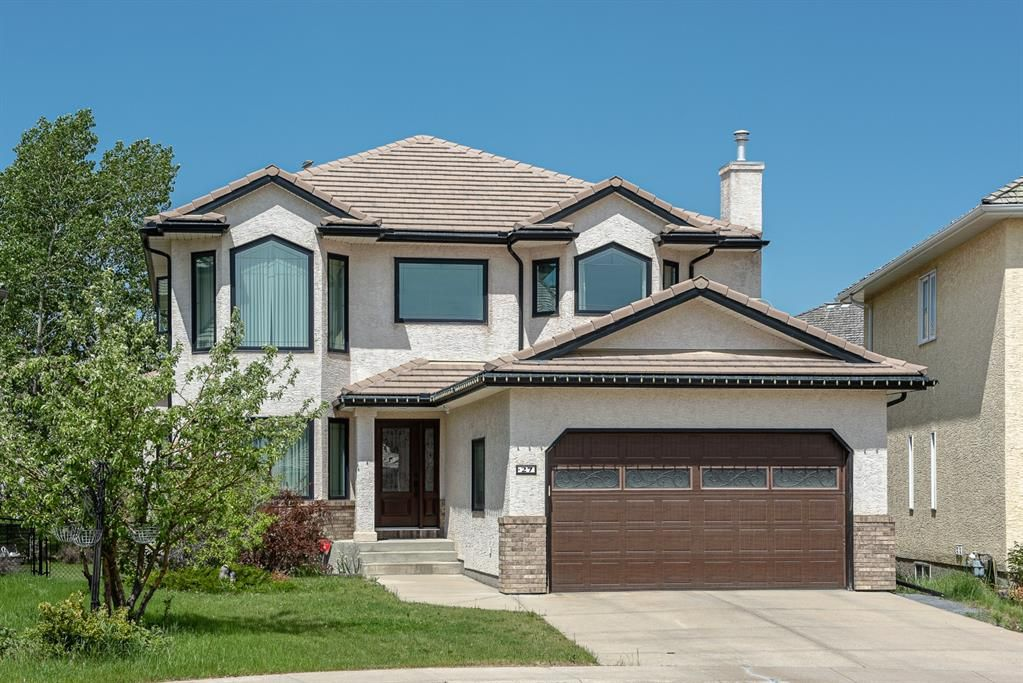 Main Photo: 27 Hampstead Way NW in Calgary: Hamptons Detached for sale : MLS®# A1117471