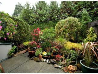 """Photo 12: 11 460 W 16TH Avenue in Vancouver: Cambie Townhouse for sale in """"Cambie Square"""" (Vancouver West)  : MLS®# V1054620"""