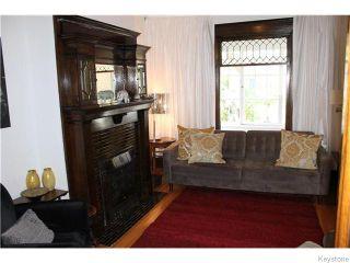 Photo 4: 748 Westminster Avenue in Winnipeg: Wolseley Residential for sale (5B)  : MLS®# 1626001