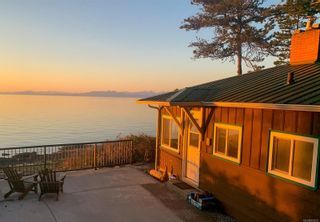 Photo 1: LOT A & B 570 Berry Point Rd in : Isl Gabriola Island House for sale (Islands)  : MLS®# 873831