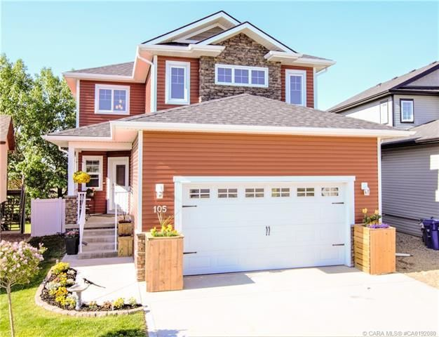 Main Photo: 105 N Vintage Close in Blackfalds: Valley Ridge Residential for sale : MLS®# A1089473