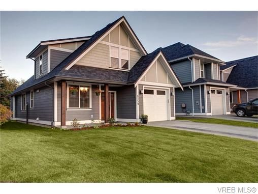 Main Photo: 6532 Arranwood Dr in SOOKE: Sk Sooke Vill Core House for sale (Sooke)  : MLS®# 744556