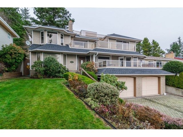 Main Photo: 13141 MARINE DRIVE in : Crescent Bch Ocean Pk. House for sale : MLS®# R2021286