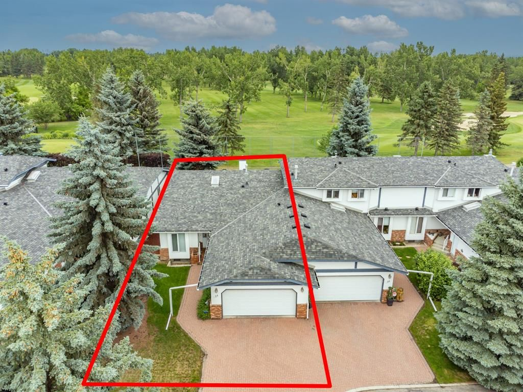 Main Photo: 34 Woodmeadow Close SW in Calgary: Woodlands Semi Detached for sale : MLS®# A1127227